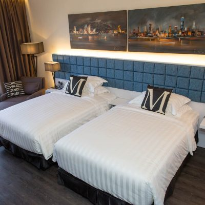 M Roof Hotel & Residences Ipoh